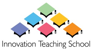 Teaching school logo cut