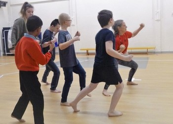 Dance Workshop with Stopgap Dance Company
