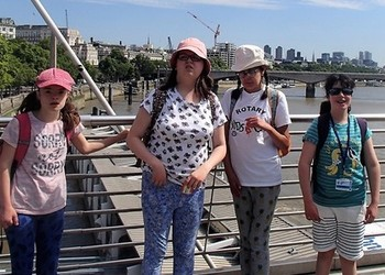 London D of E Expedition