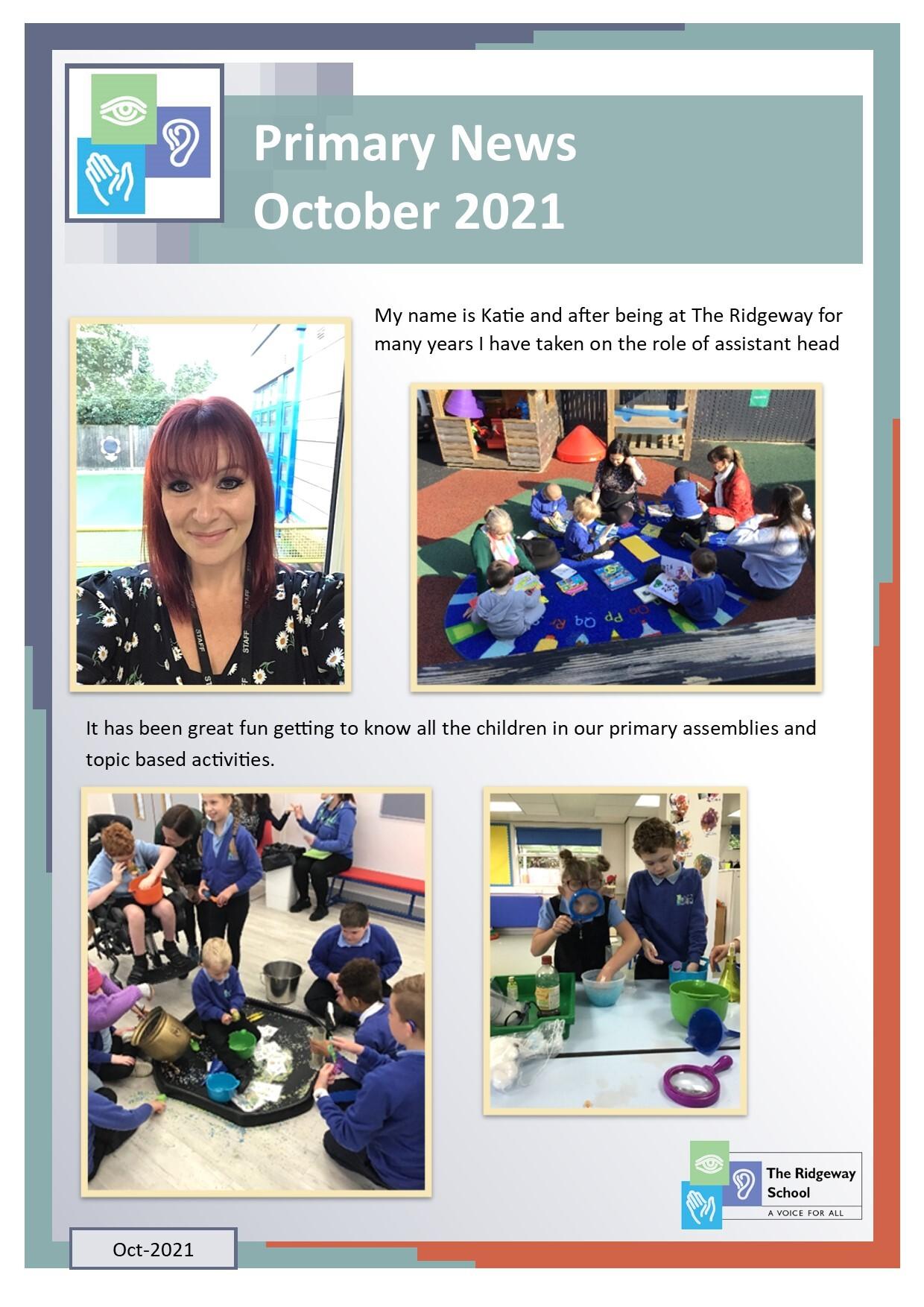 Primary News October 2021